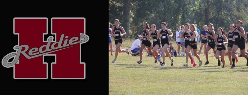 LADY REDDIE CROSS COUNTRY TEAM PLACES FIFTH - Henderson